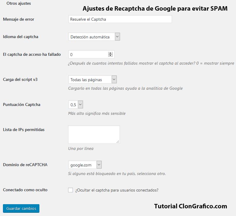 ajustes-recaptcha-evitar-spam-contact-form7